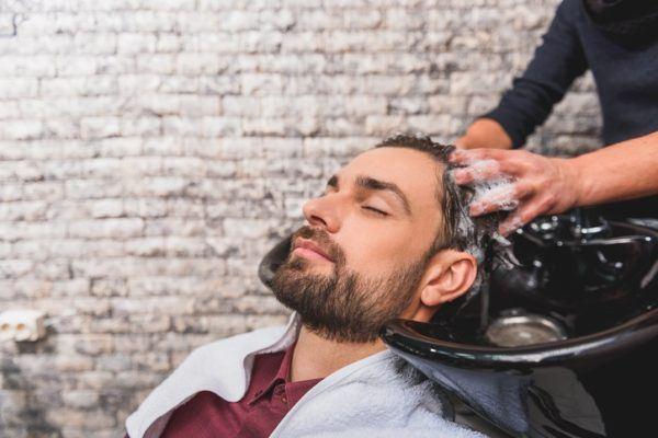 Cortes de pelo hombre en la peluqueria