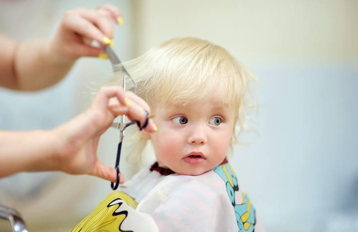 Cortes de pelo para bebes en peluqueria