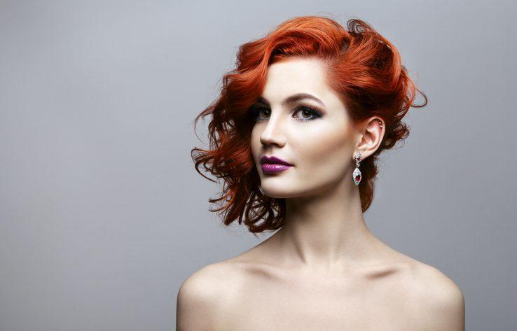 Сharming peinados para madrina de boda Galería De Tutoriales De Color De Pelo - Los mejores peinados de madrina Invierno 2020 - PEINADOS 2020