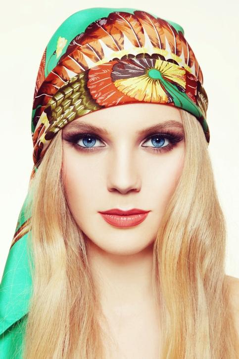 Mejores peinados hippie Verano
