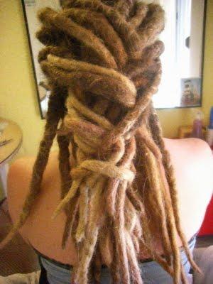 peinados rastas