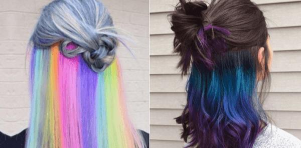 C 243 Mo Llevar Mechas De Colores Peinados Y Consejos