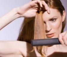 Cómo plancharse el cabello: trucos y consejos
