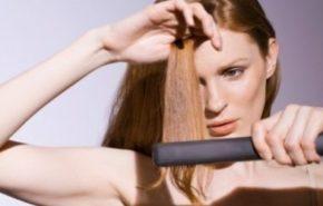 Cómo plancharse el cabello