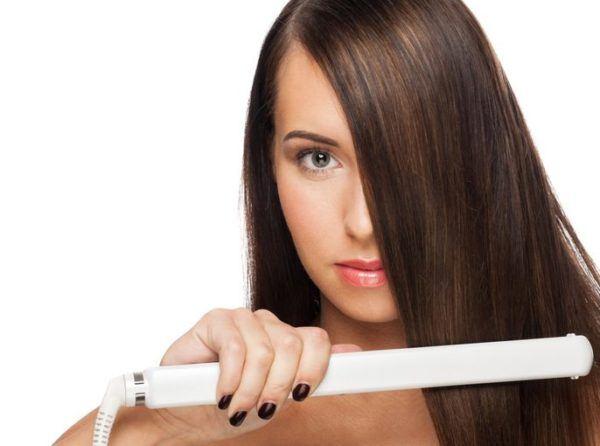 Trucos para planchar cabello