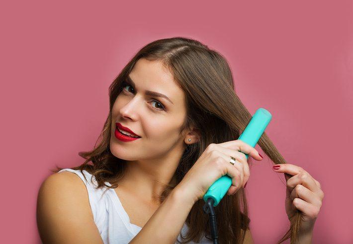 Trucos planchar cabello