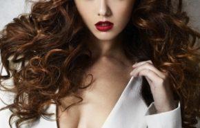 Peinados para nochevieja 2012 pelo largo