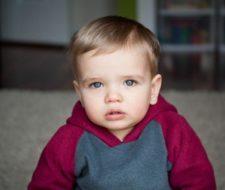 Más de 20 ideas de peinados para bebés de 1 año