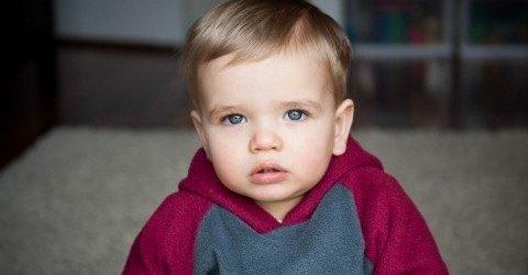 Peinados para bebés de 1 año