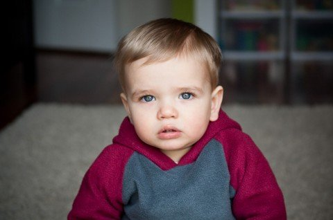 Peinados para bebés de 1 año - Peinados