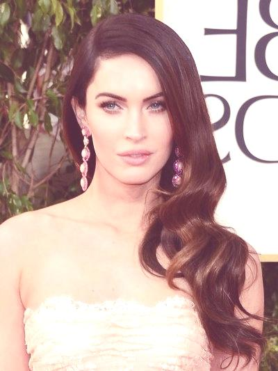 meganfoxhairstyle2013goldenglobesbecomegorgeous