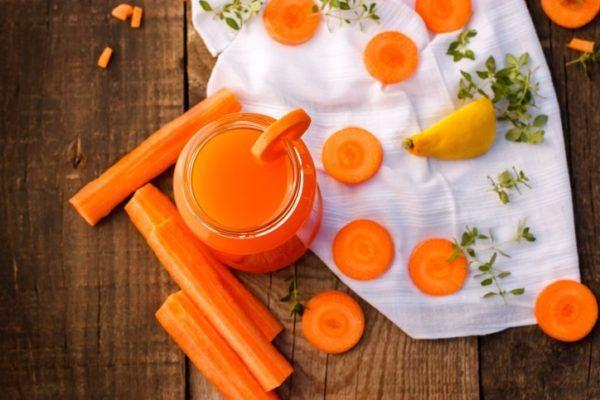 10 remedios naturales para que el pelo crezca rápido zanahoria