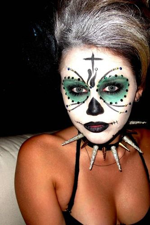 peinados-para-halloween-2013-disfraz-de-calavera