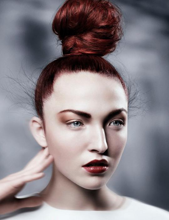 peinados-para-halloween-2013-recogido-alto