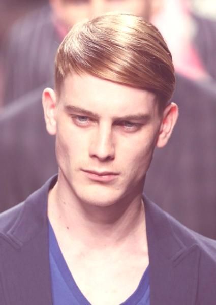 Corte de pelo 60s hombre