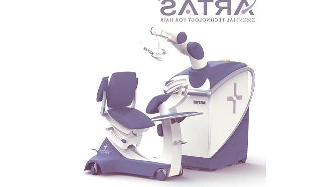 Robot-ARTAS-para-realizar-implantes-capilares