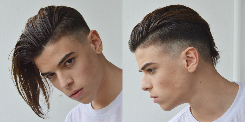 Peinados rapados - Peinados de hombre modernos ...