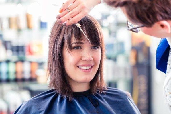 Cortes de pelo 2017 208 mujer en peluqueria
