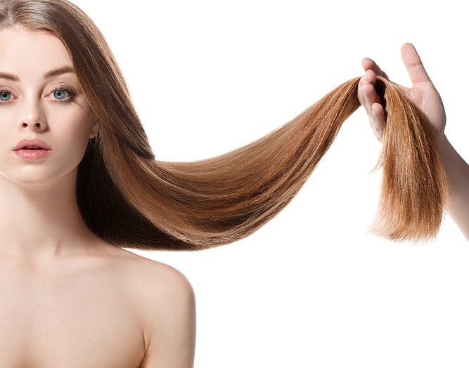 Cortes de pelo mujer largo liso
