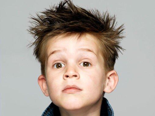 cortes-de-pelo-niños-peinado-efecto-despeinado