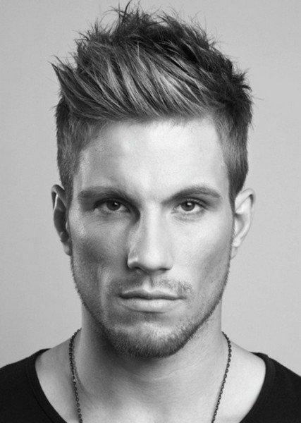 los-mejores-cortes-de-cabello-para-hombre-2016-pelo-corto-cabello-con-flequillo-subido