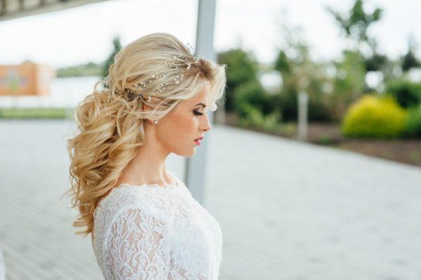 Peinados para novias recogido