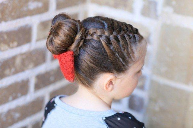 Peinados para ninas bebes faciles