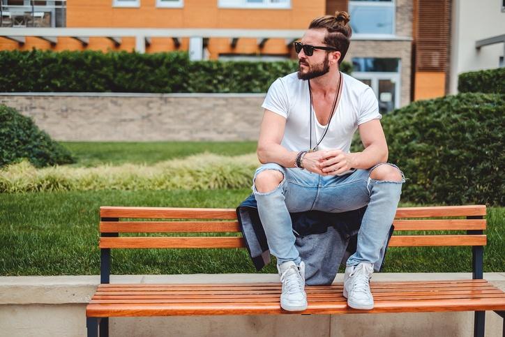 Cortes de pelo hombre hipster media m3l3na