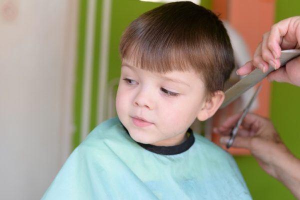 Cortes de pelo para nino en la peluqueria