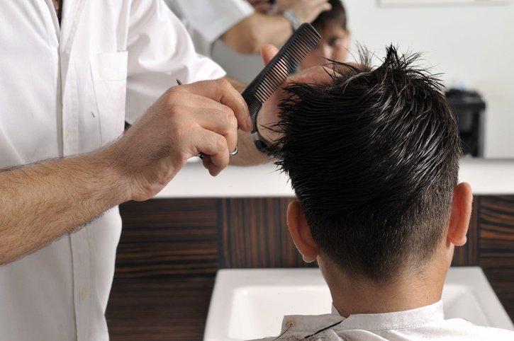 Cortes de pelo para nino en peluqueria