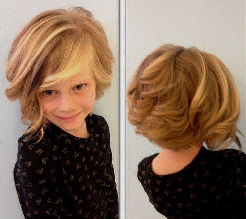 Cortes de cabello chiquito para ninas