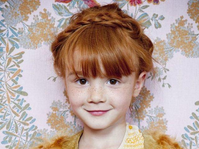 Fotos Con De 20 Peinados Para Niñas Y Niños Sencillos