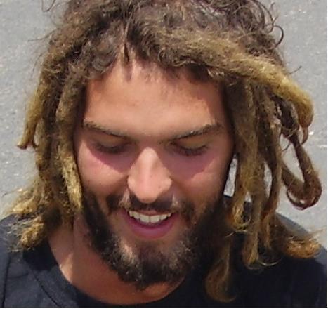 Dreads cabello corto hombre