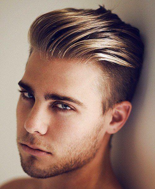 por tanto para lucir este tipo de peinado ser requisito tener el cabello un poco largo en la zona superior mientras que en los laterales va al gusto de - Peinados Tupe Hombre