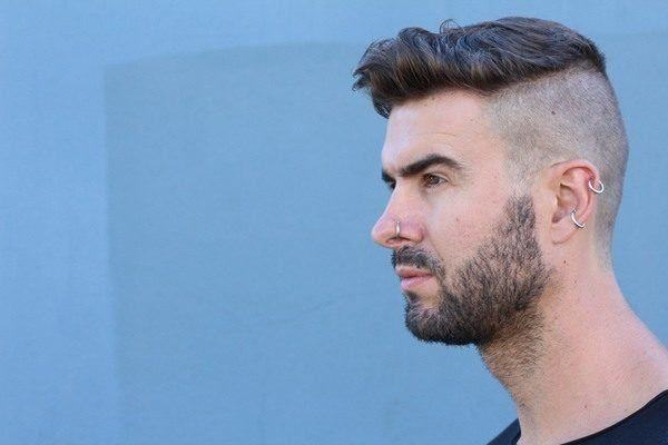 Peinados hombre pelo corto 10