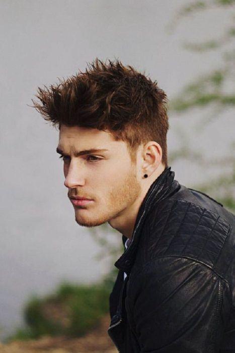 Los Mejores 40 Peinados De Hombre Para Pelo Corto Verano 2019