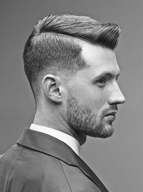 Los Mejores 40 Peinados De Hombre Para Pelo Corto Invierno 2020