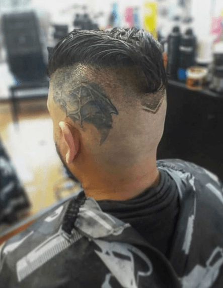 Corte de cabello 2020 hombre cresta