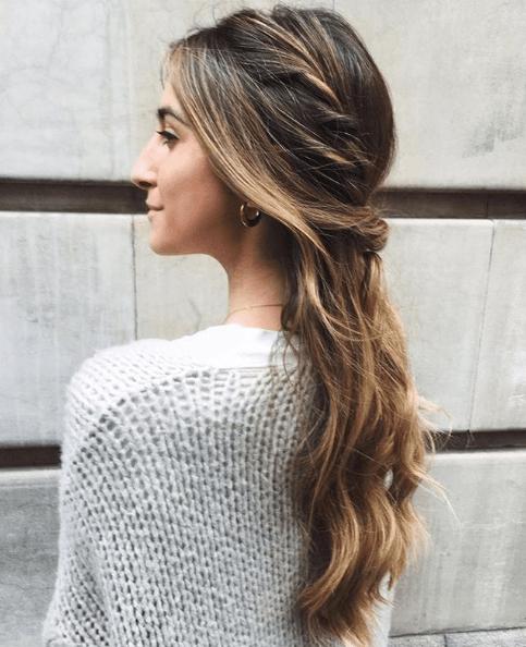 Mas De 25 Ideas Increibles De Peinados Semirecogidos Verano 2018 - Semi-recojidos
