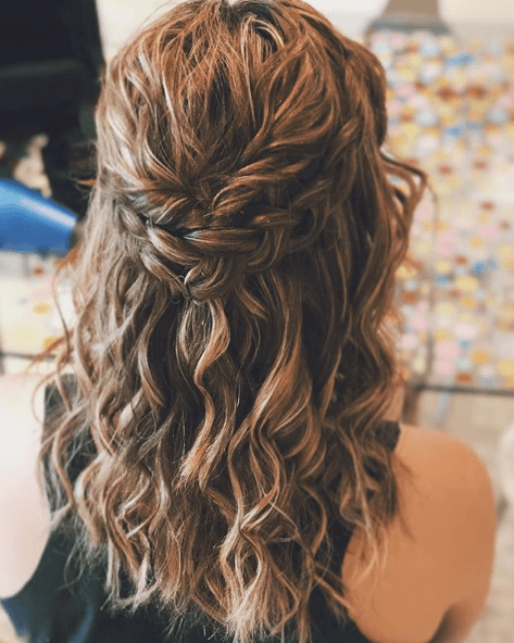 Mas De 25 Ideas Increibles De Peinados Semirecogidos Verano 2019