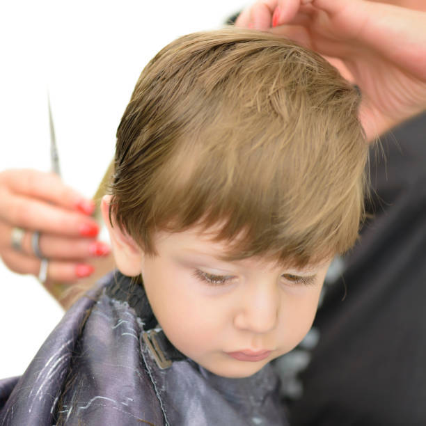 Cortes de pelo niño 2021 pelo corto texturizado