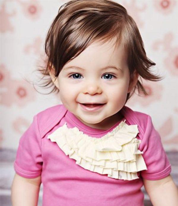 Corte de cabello bebe 7 meses