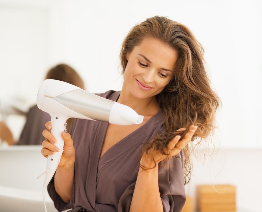 Consejos para secar el cabello