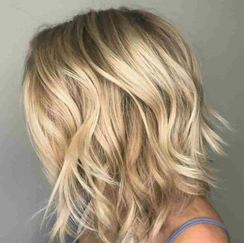 Diversión y halagos peinados pelo bob Fotos de ideas de color de pelo - Peinados con corte de pelo bob 2021 - PEINADOS 2021