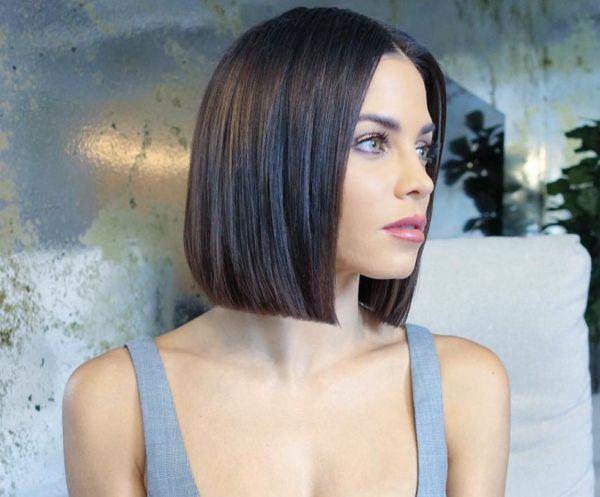 Formas modernas de peinados bob 2021 Galería de cortes de pelo estilo - Peinados con corte de pelo bob 2021 - PEINADOS 2021