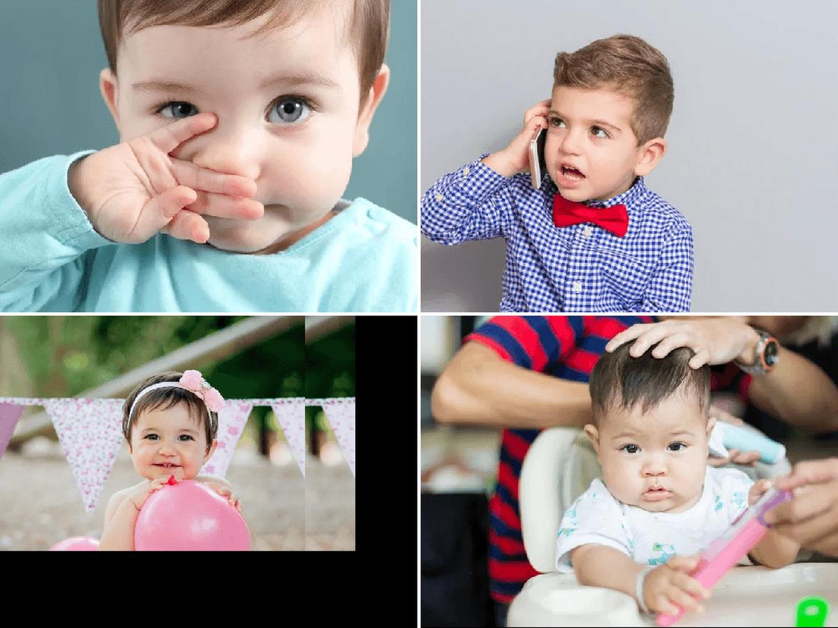 Cortes de Pelo para bebés Otoño Invierno 2020 PEINADOS 2020