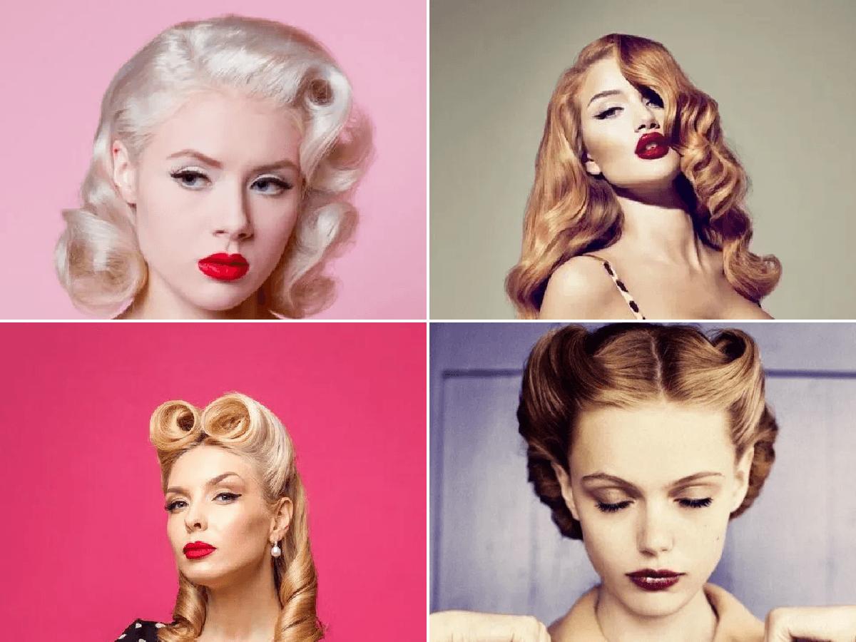 Miradas ganadoras con peinados pin up Galería De Consejos De Color De Pelo - Peinados Pin up 2021: + de 50 Fotos con ideas - PEINADOS 2021