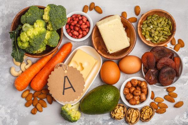 Mejores vitaminas crecimiento cabello vitamina A